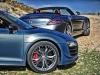 SLS Roadster & Audi R8 GT Spyder_3