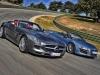 SLS Roadster & Audi R8 GT Spyder_4