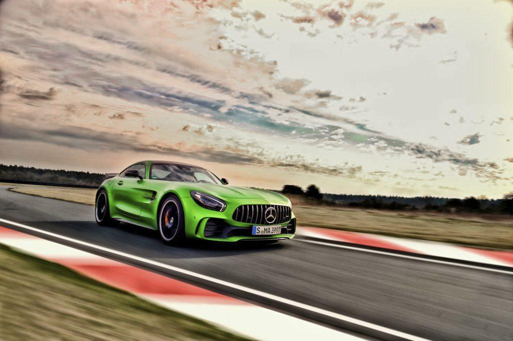 AMG GT R ...