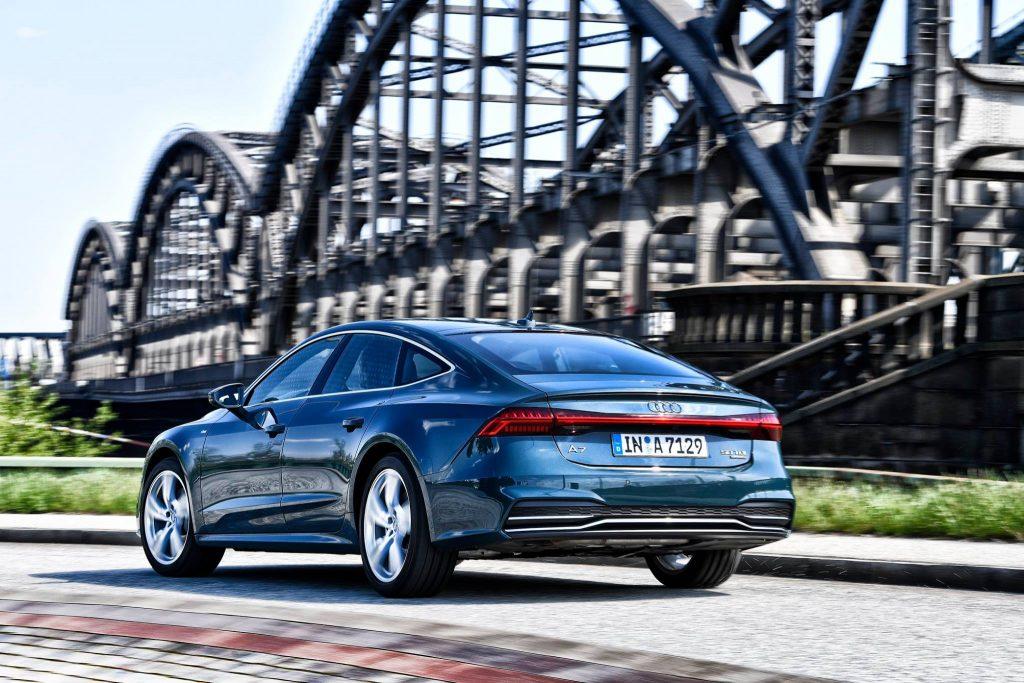 Audi A7 5.0 TDI ...