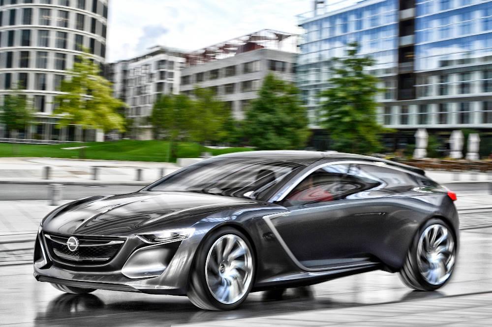 Opel Monza Concept...